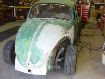 68 VW Restoration Project