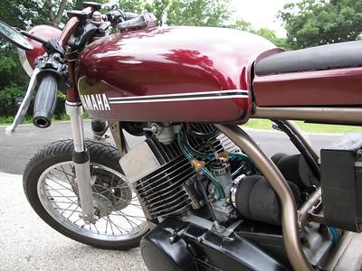 1974 Yamaha RD350 - 2013