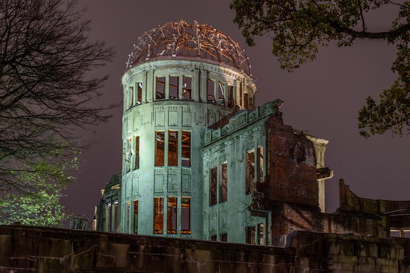 Genbaku Dome || Hiroshima