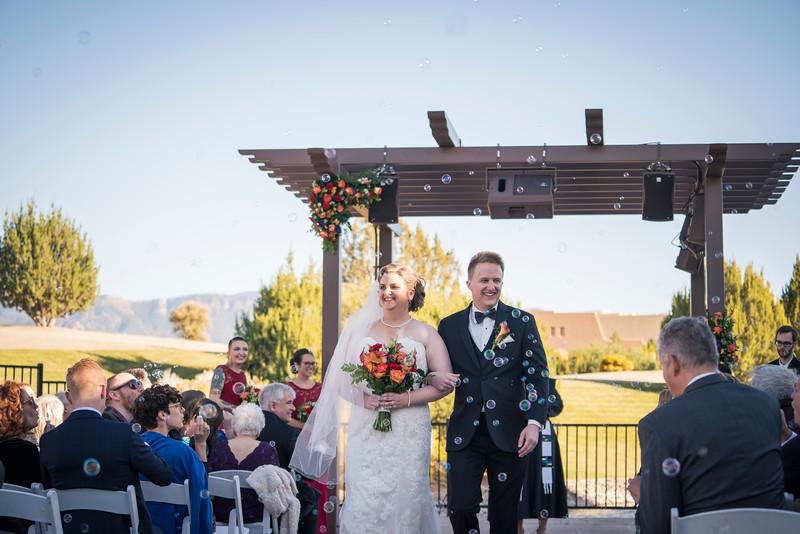 Sandia Hotel Casino New Mexico October Wedding Ceremony C&C-53.jpg