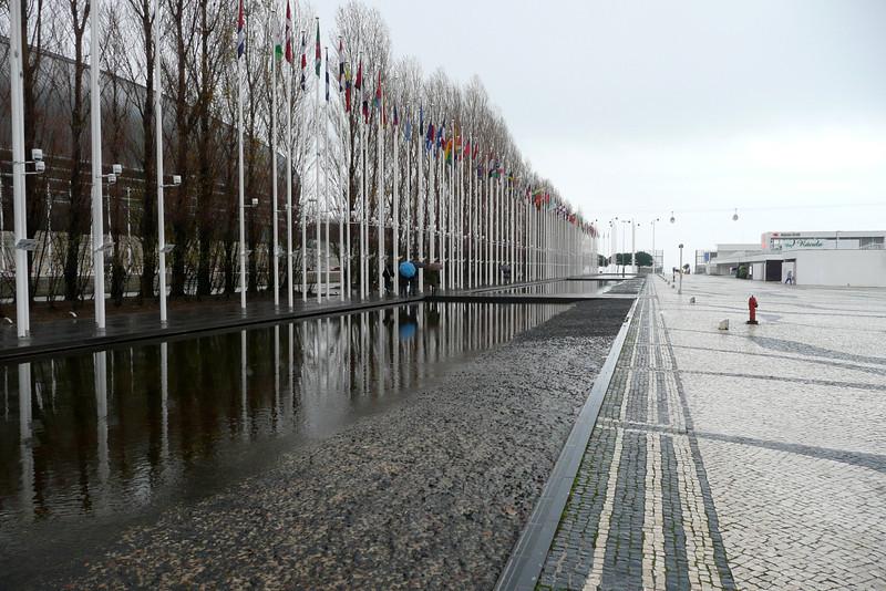 Rossio dos Olivais. Parque das Nações, Lisbon