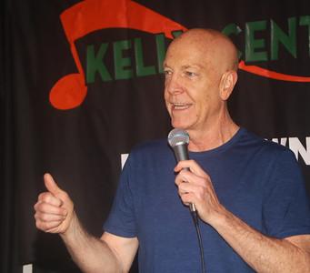 Joe Conklin w/ Rob Federici Comedy & Music - June 12, 21