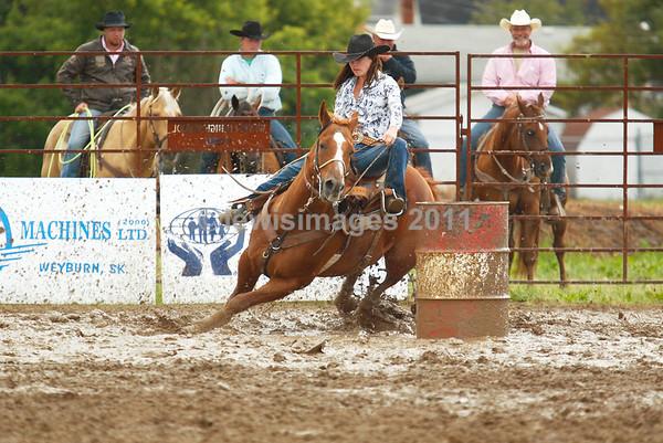 Weyburn Rodeo 2011 - Slack