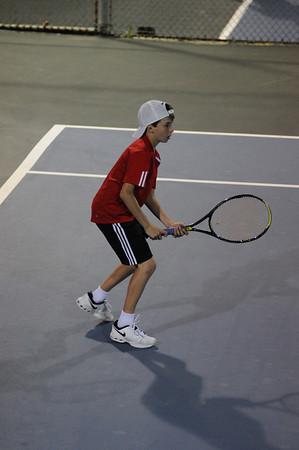 Austin Miller - Lafayette Tennis Club Jr Open & Novice - 07 Feb 2009