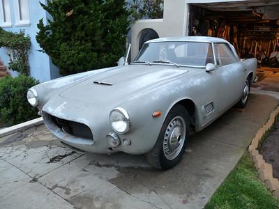 Red Fred's Maserati 3500