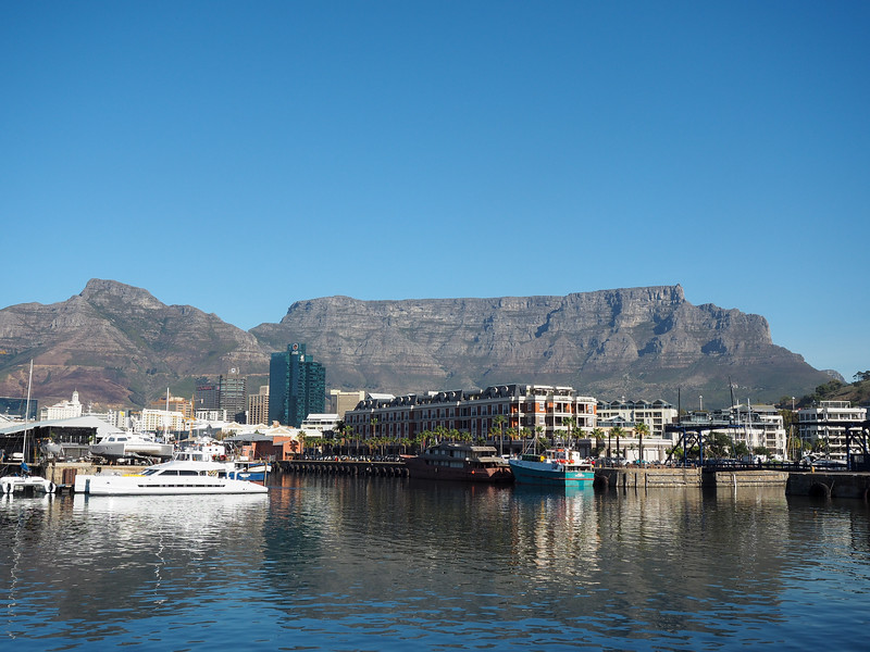V&A Waterfront in Cape Town, South Africa
