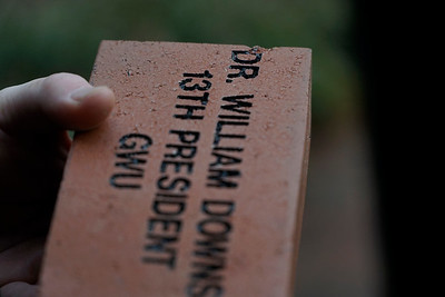 Dr. Down's Brick Instillation