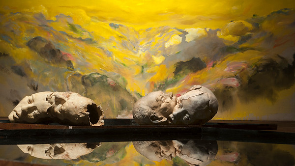 Installation JM Borgeaud sélection photos