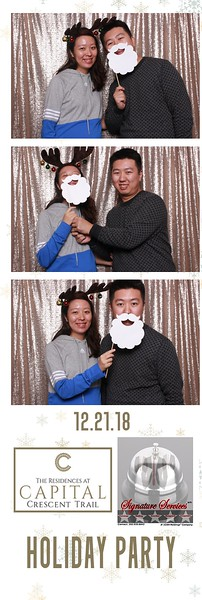Capital Crescent Holiday Party 2018