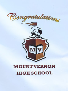 2020 MOUNT VERNON HIGH SCHOOL GRADUATION