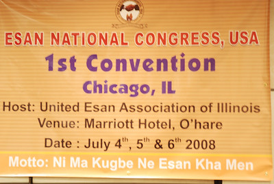Esan Association Illinoise