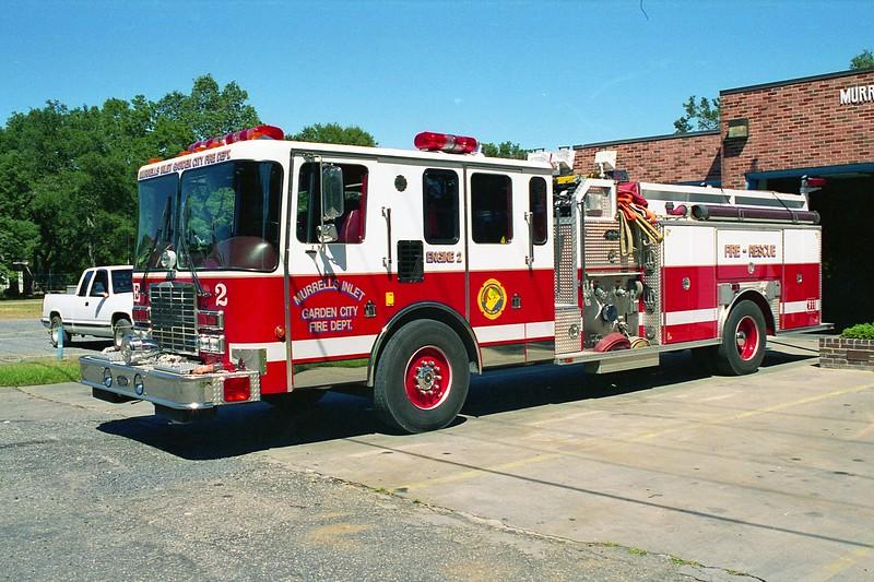 Murrells Inlet - Garden City SC - Engine 2 - 1995 HME 1871- 1500-750.jpg
