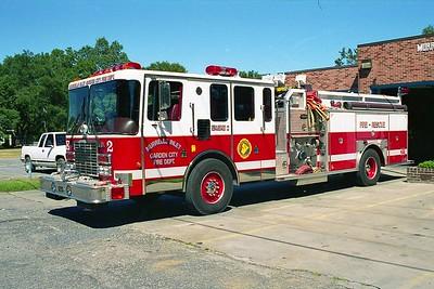 MURRELLS INLET - GARDEN CITY FIRE DEPARTMENT