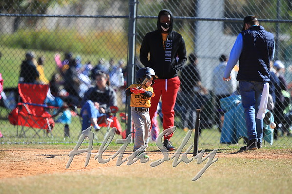SPEARS 2CLAPS  VS RAGSDALE GIANTS - 4-6yr - 10-17-2020