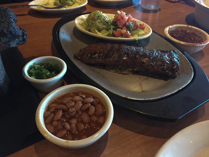 21 day aged carne asada