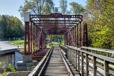 2013/10/14 Bollman Truss Railroad Bridge