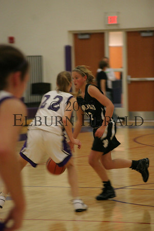 Girls Basketball vs Hampshire