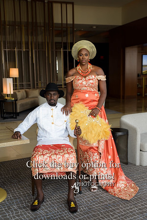 Arnold & Jamilia MacEbong (Reception Guests Only)