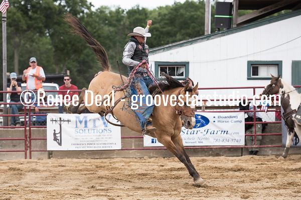 Saddlebronc Riding