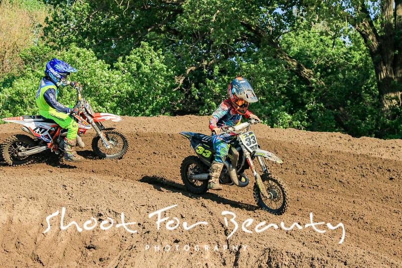 Rider Plate 7 - Saturday Race