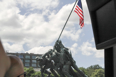 F15 - The Marine Corps Memorial