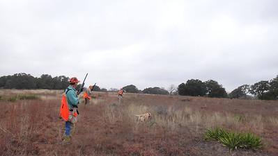 Speeg, Raley and Autrey - LBJ Ranch 1-12-2013