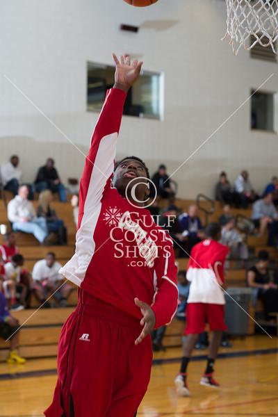 2012-11-28 Basketball Varsity Cleveland v St. John's