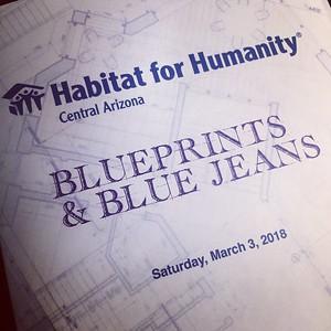 Blueprints & Blue Jeans 2018