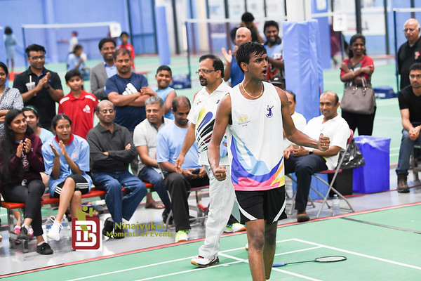 WTBF 2nd Day Events - Badminton Tournament and Dinner