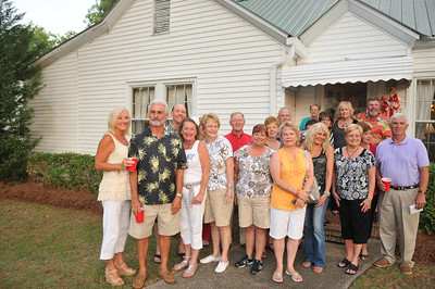 Class of 67 Party at Evelyn's and The Concert