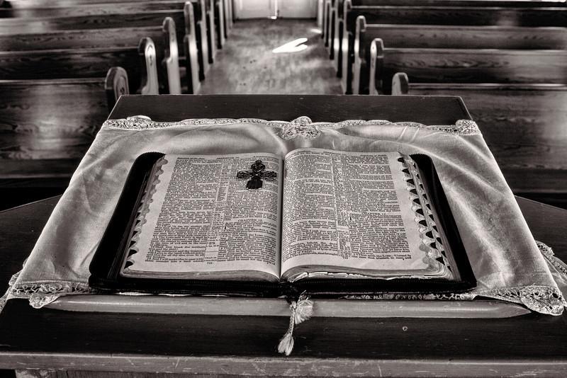 Jeremiah 18 - Springhill Church Bible - Murfreesboro, AR