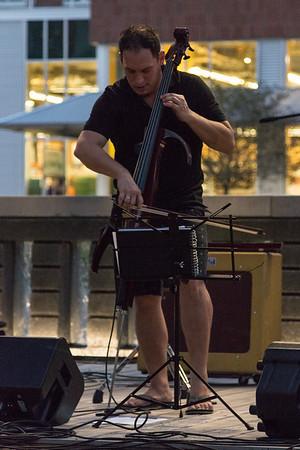 8.3.16 Keith Pulvermacher Band at Denim Park