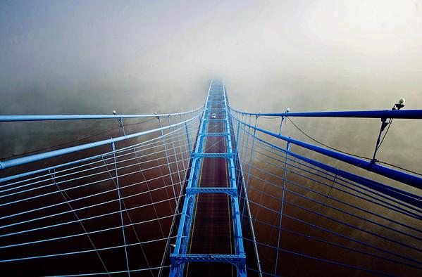 The John Roebling Bridge