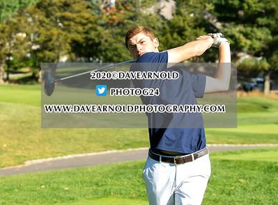 10/6/2020 - Varsity Golf - Needham