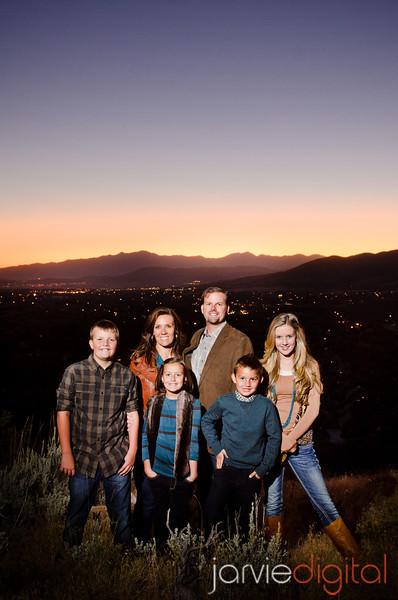 Loveland Family Portraits in Alpine Utah