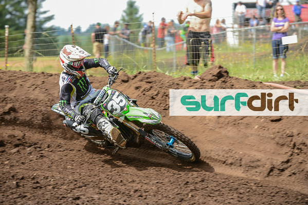 Washougal Muscle Milk MX 2014