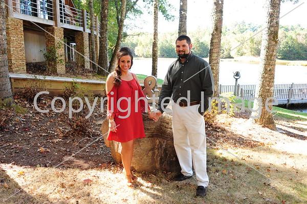 Megan and Hunter 10-18-15