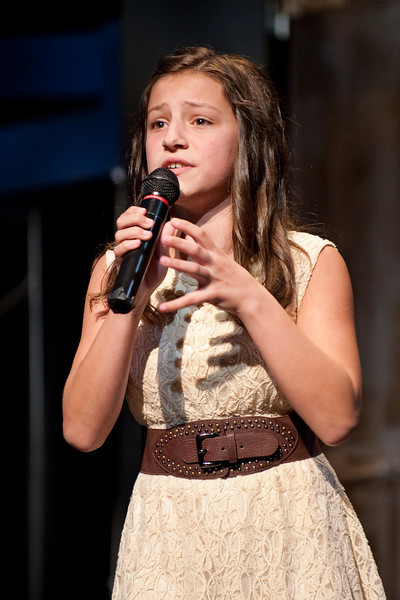 Delco Idol Jr 2011  Week 3