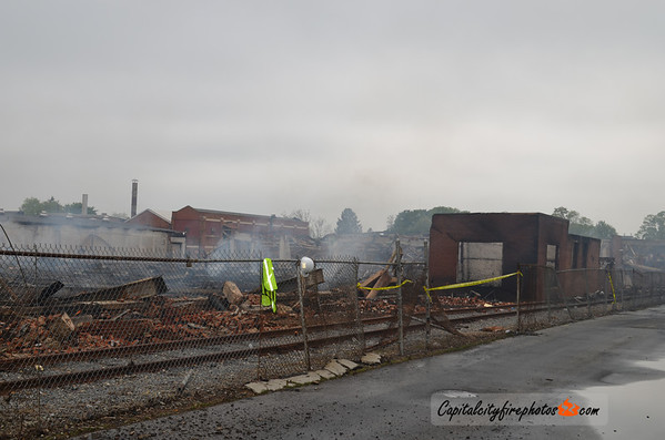 5/3/12 - Carlisle Borough, PA - B Street (Aftermath)