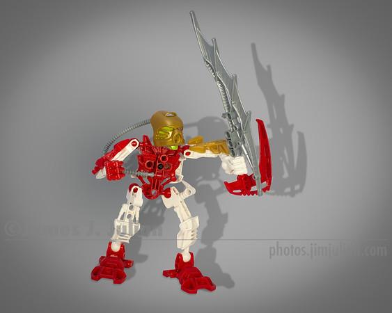 Bionicle Custom 01
