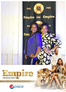 2015.11.18 Empire Watch Party