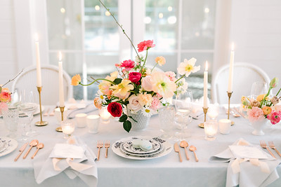 French Garden Wedding Inspiration