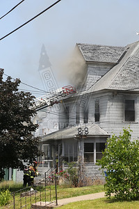 Manchester, Ct 2nd alarm 6/15/17