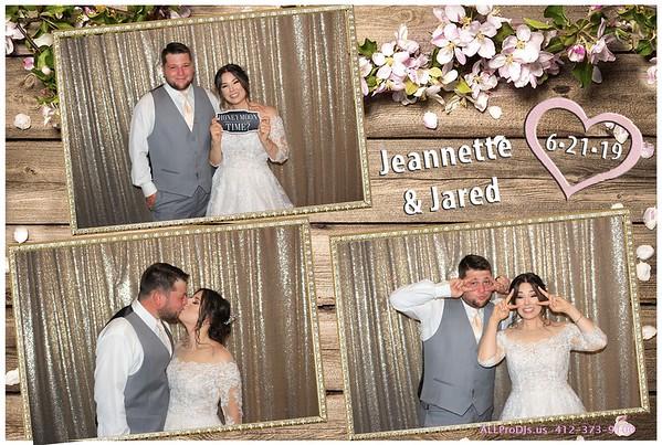 2019  06-21  Jeannette & Jared
