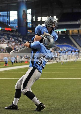 Varsity Football - State Final Division 5 - Flint Powers vs Lansing Catholic
