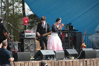 2008 Hardly Strictly Bluegrass  & Dinah's Visit 10/1-10/7/2008