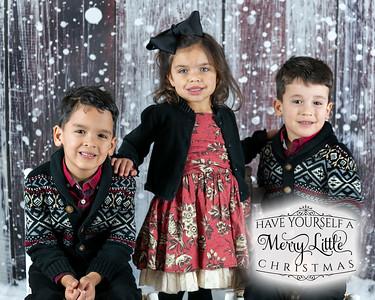 Reid Family - Christmas 2018
