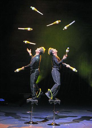Cirque Italia opens in Cicero