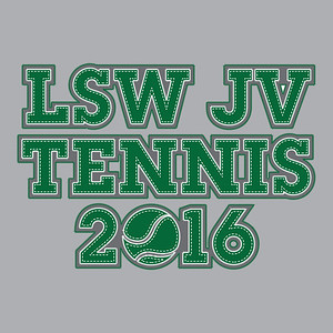 LSW JV Tennis 2016