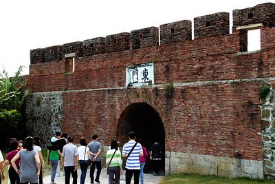 (屏东) 恒春西门 (Hengchun West Gate)